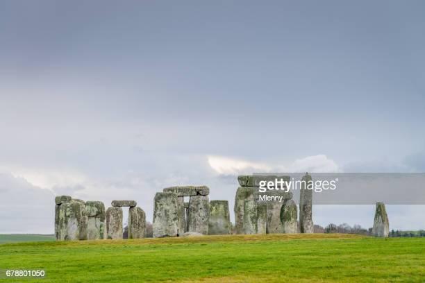 stonehenge salisbury plain wiltshire uk - symbolism stock photos and pictures