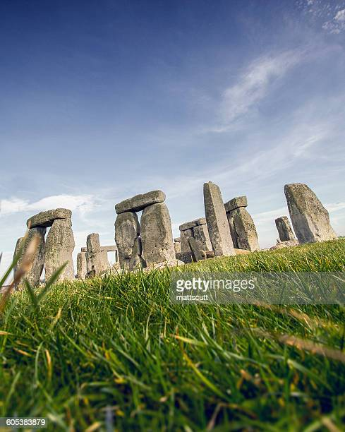stonehenge, wiltshire, england, uk - mattscutt stock pictures, royalty-free photos & images