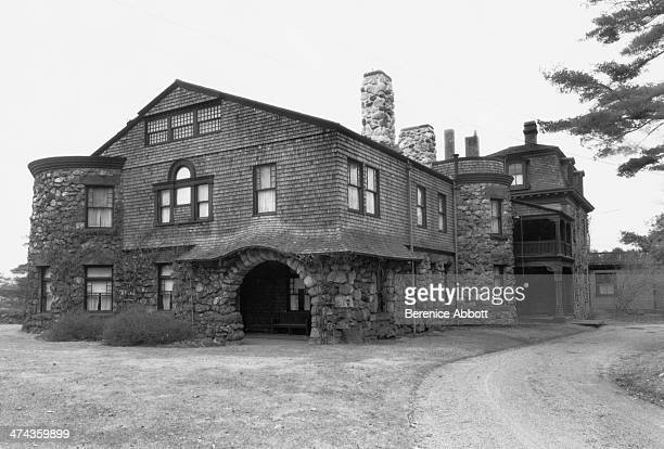 Stonehurst Robert Treat Paine House Waltham circa 1933