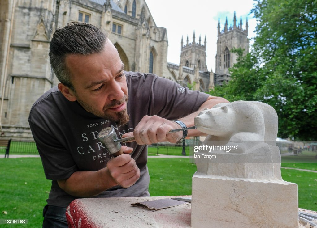 Stone Carving Festival at York Minster