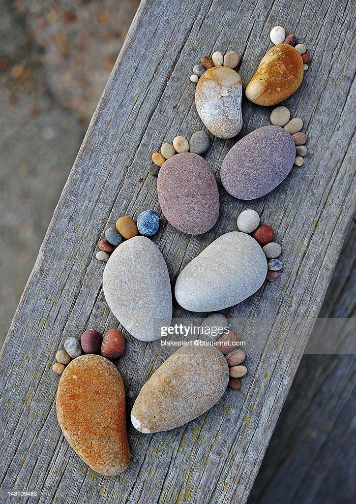 Stones and pebble : Stock Photo