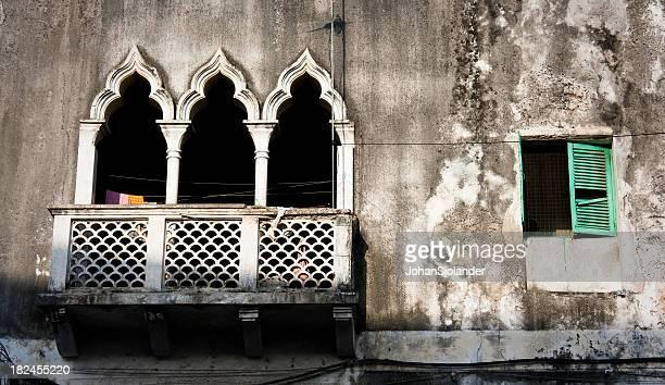 Stonetown Balcony