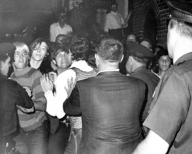 NY: In The News: 28th June 1969 -The Stonewall Riots