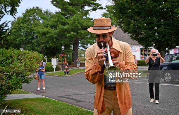 Thomas Manuel, trumpet, performs with musicians from the Jazz Loft in Stony Brook, New York and will be traveling to various locations around the...
