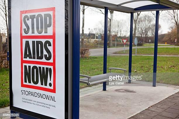 Arrêter le sida maintenant