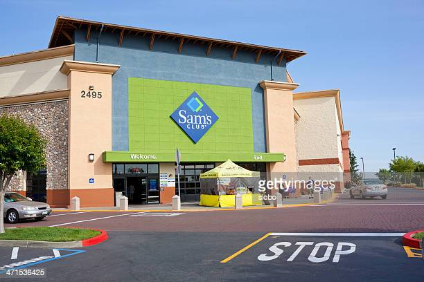 Stop Before Sam's Club
