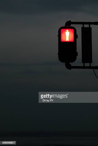 stop, by the sea - road signal stock pictures, royalty-free photos & images