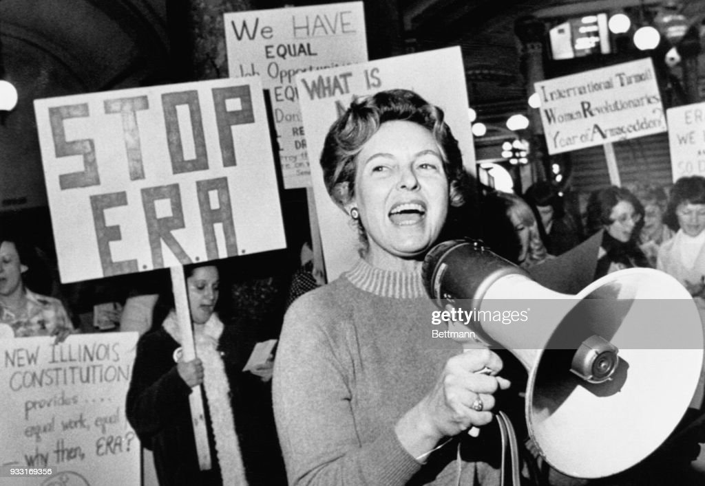 Phyllis Schlafly : News Photo