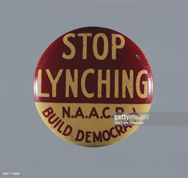 Stop Lynching Button