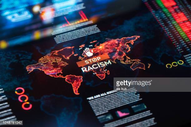stop racism - anti racism stock pictures, royalty-free photos & images