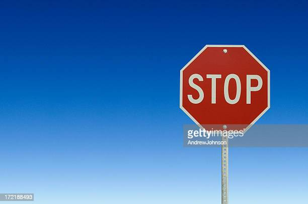 stop sign - stop sign stock pictures, royalty-free photos & images