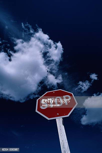 stop sign - sirulnikoff stock photos and pictures