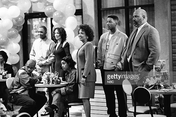 AIR 'Stop Will In the Name of Love' Episode 18 Pictured Branford Marsalis as Duane Karyn Parsons as Hilary Banks Daphne Reid as Vivian Banks Will...