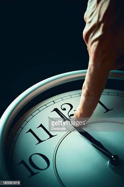 Arrêter le temps