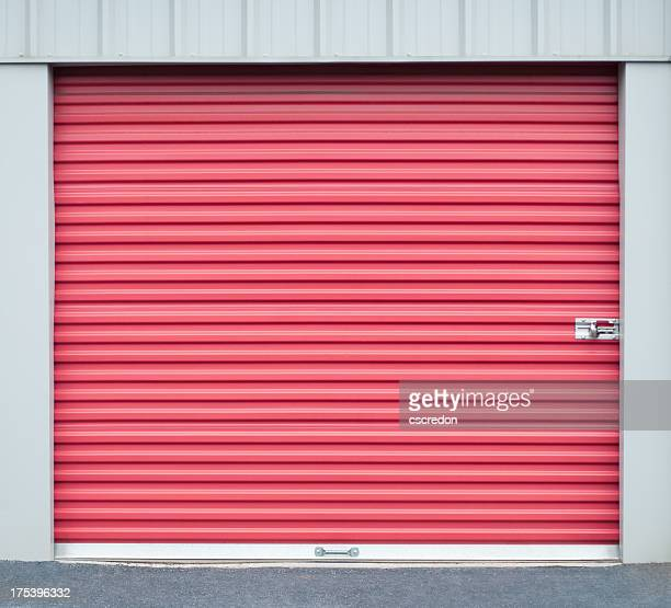 storage garage door