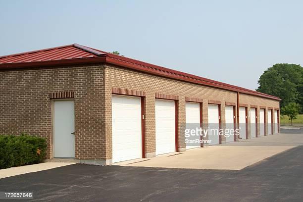 Storage Garages Compartment