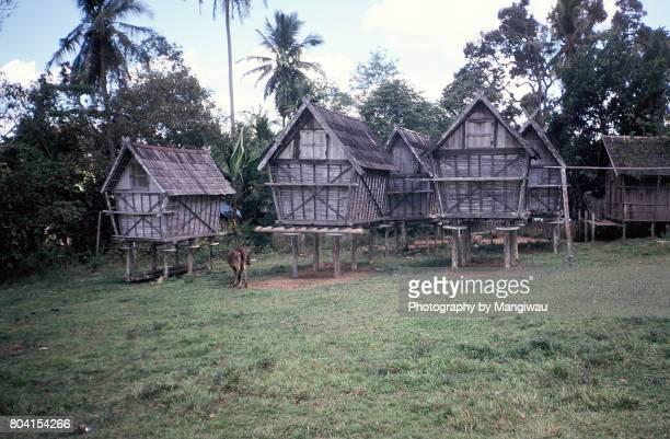 Storage Huts