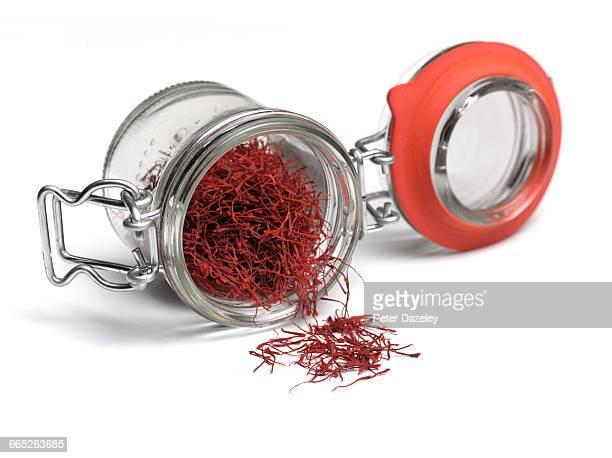 Storage  jar of Saffron