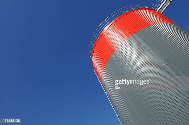 storage tank - silo stock photos and pictures
