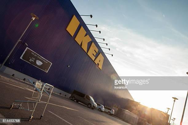 IKEA Gebäude Izmir Türkiye