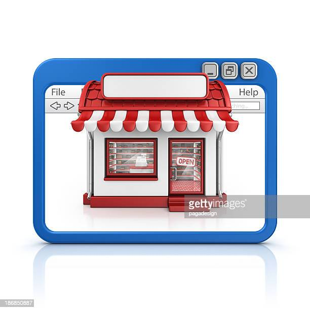 store in browser