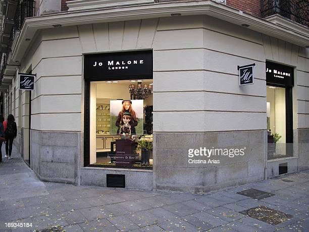 Store of the brand of perfumery and cosmetic Jo Malone in Madrid this signature of selected fragrances which was created in London and is currently...