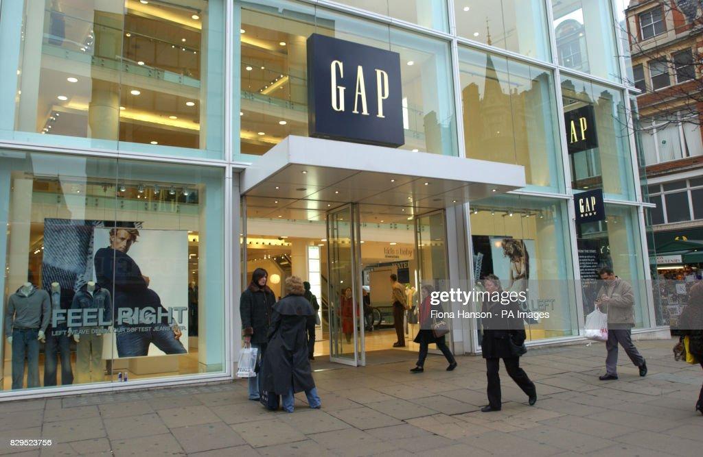 gap oxford street
