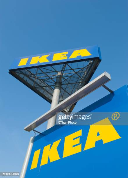 IKEA Store Sign