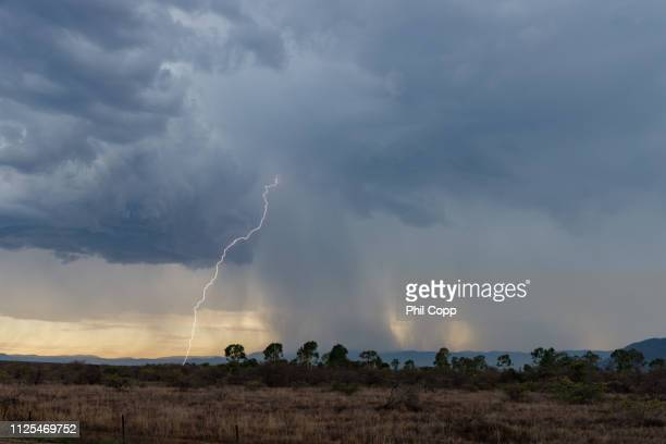 storm bolt - townsville queensland stock pictures, royalty-free photos & images
