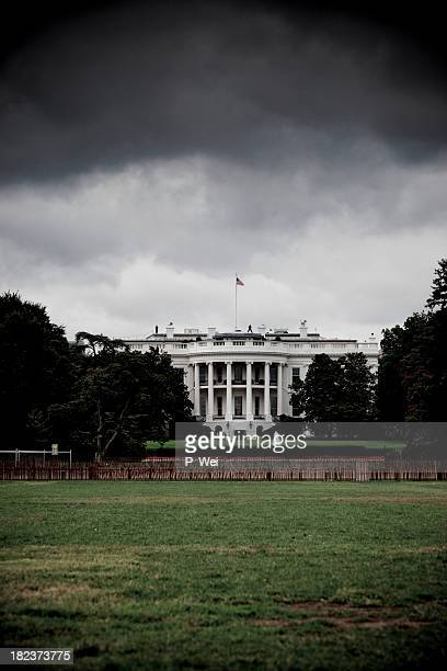 Storm brewing over the White House