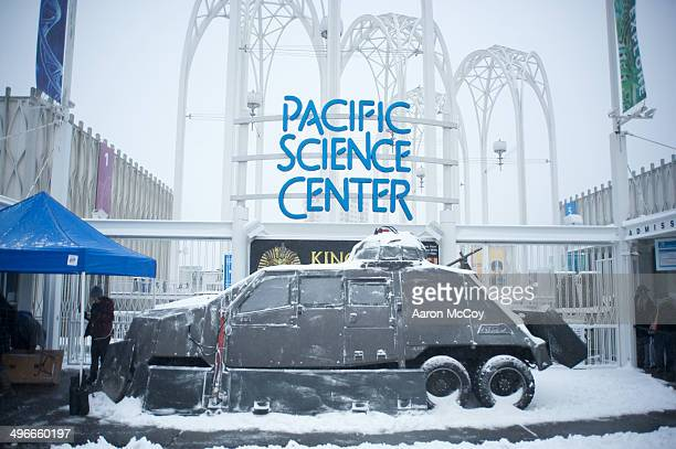 Storm Chaser at Seattle Center