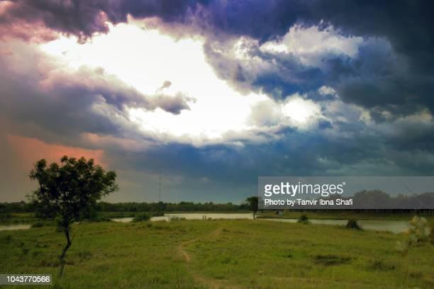 storm cloud; savar, bangladesh - savar stock pictures, royalty-free photos & images