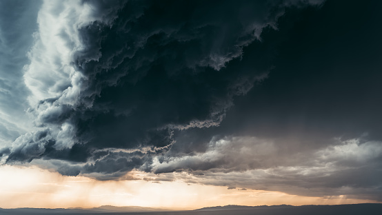 Storm clouds - gettyimageskorea