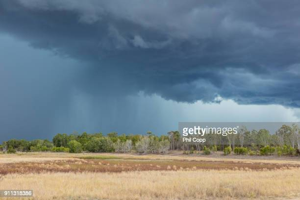 storm clouds - townsville queensland stock pictures, royalty-free photos & images