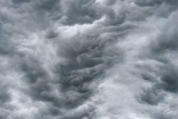 Storm Clouds XXXL Wall Art