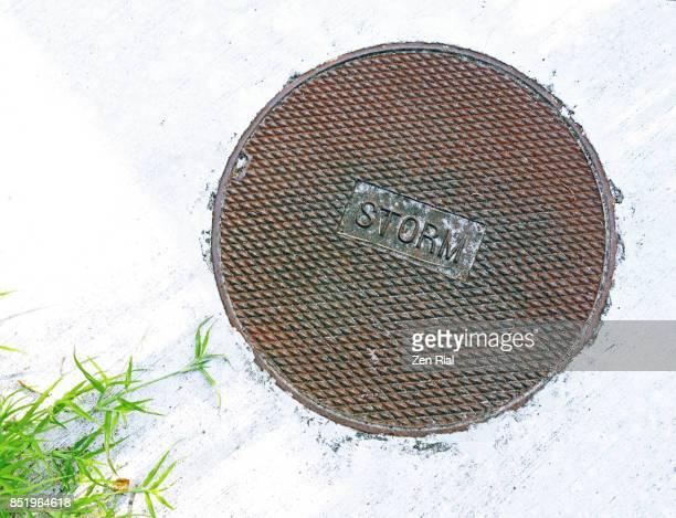 Storm Drain Cover- Manhole cover