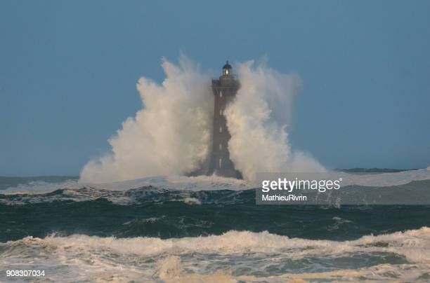 Storm Fionn in Brittany