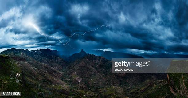 storm in Grand Canary