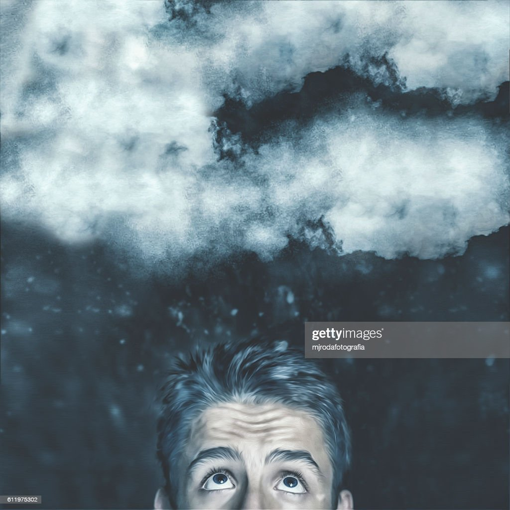 Storm is coming : Stock Photo