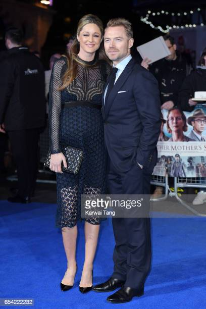 Storm Keating and Ronan Keating attend the World Premiere of 'Another Mother's Son' at the Odeon Leicester Square on March 16 2017 in London England