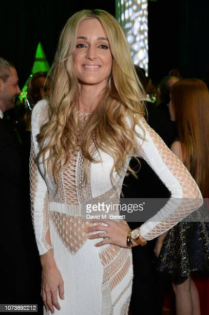 Storm Keating attends the 12th annual Emeralds Ivy Ball in aid of Cancer Research UK and The Marie Keating Foundation at The Royal Horticultural...