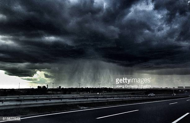 Storm Over Highway
