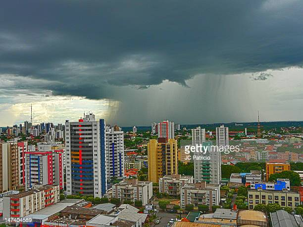 storm - cuiabá stock photos and pictures