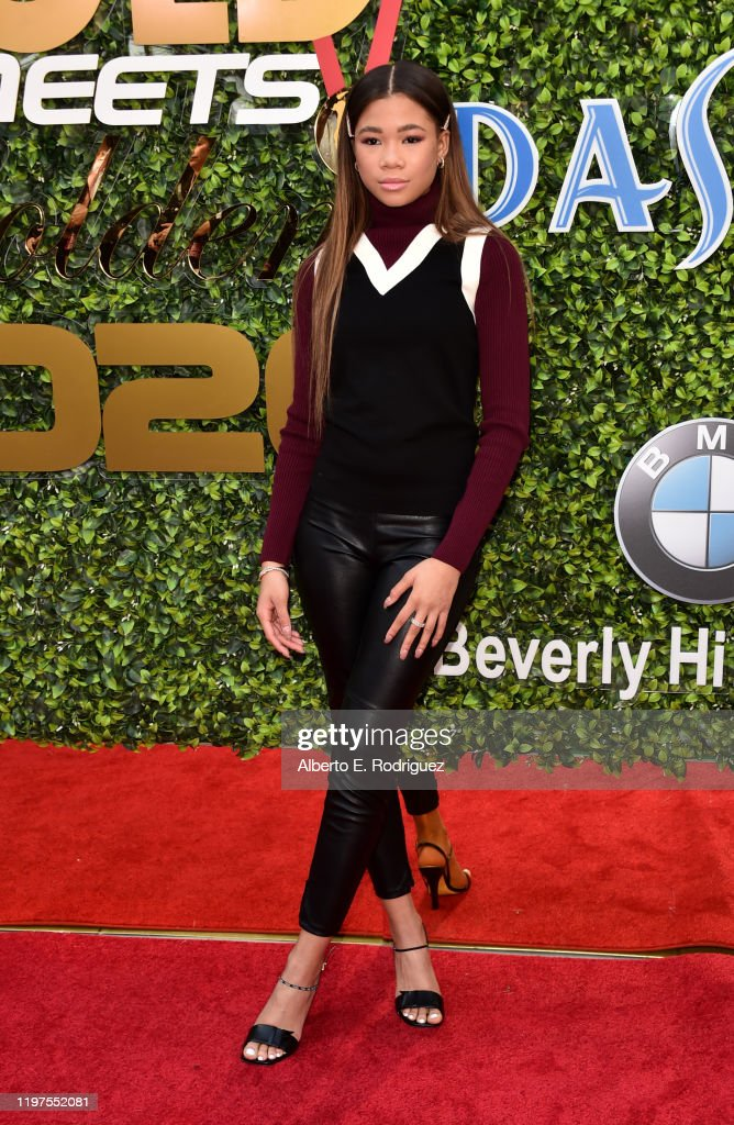 7th Annual Gold Meets Golden - Arrivals : News Photo