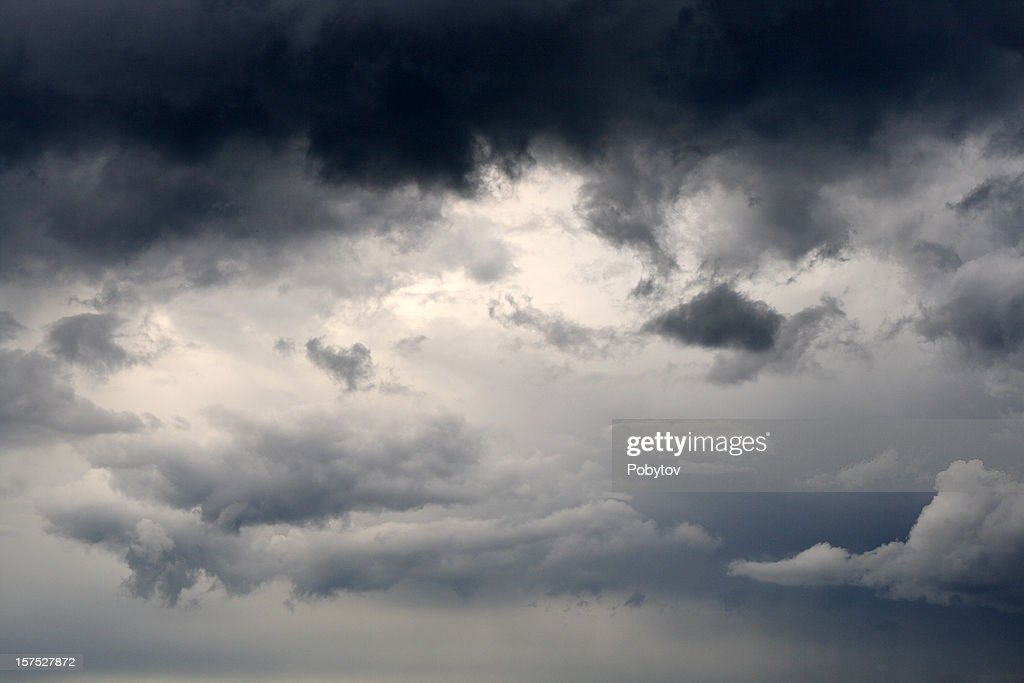storm-cloud : Stock Photo