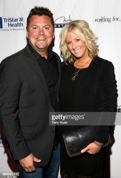 Storme Warren and Allison Warren attend the 16th Annual Waiting for Wishes Celebrity Dinner Hosted by Kevin Carter Jay DeMarcus on April 18 2017 in...