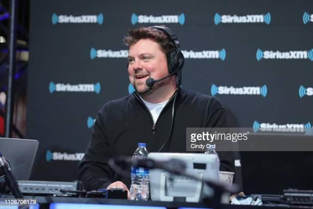 Storme Warren attends SiriusXM at Super Bowl LIII Radio Row on February 01 2019 in Atlanta Georgia