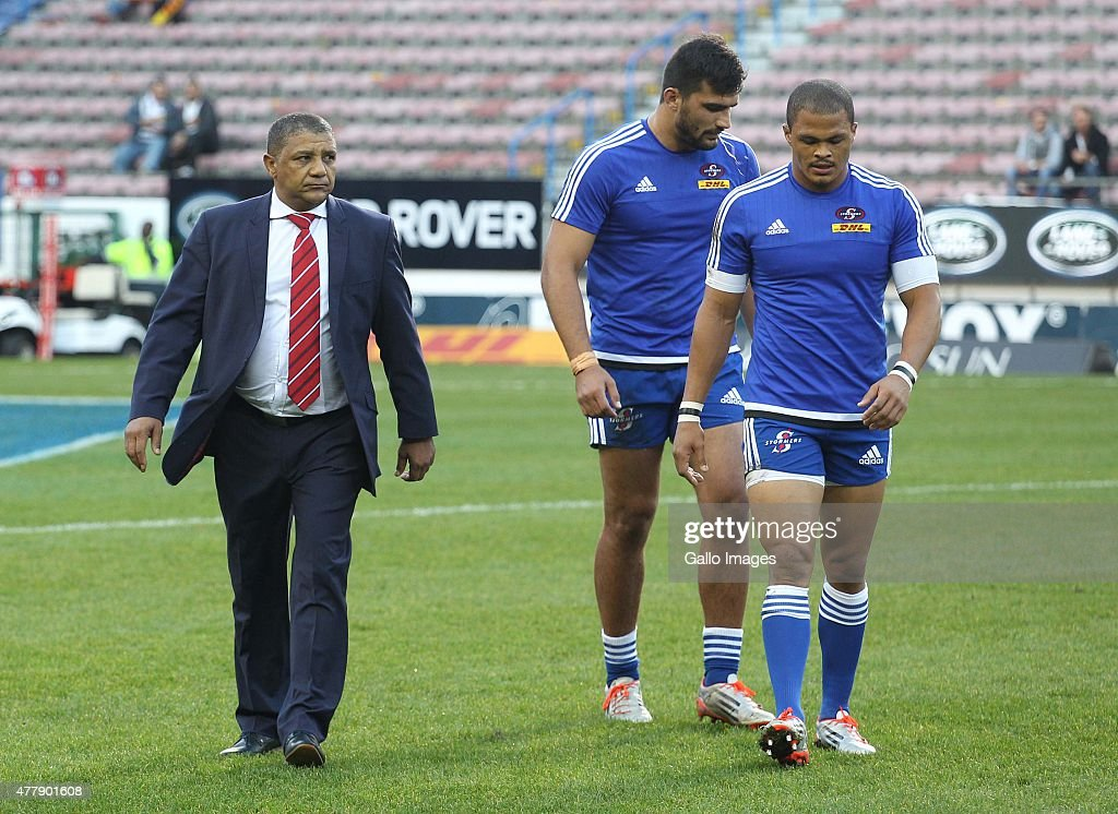 2015 Super Rugby Qualifying Final - Stormers v Brumbies : News Photo