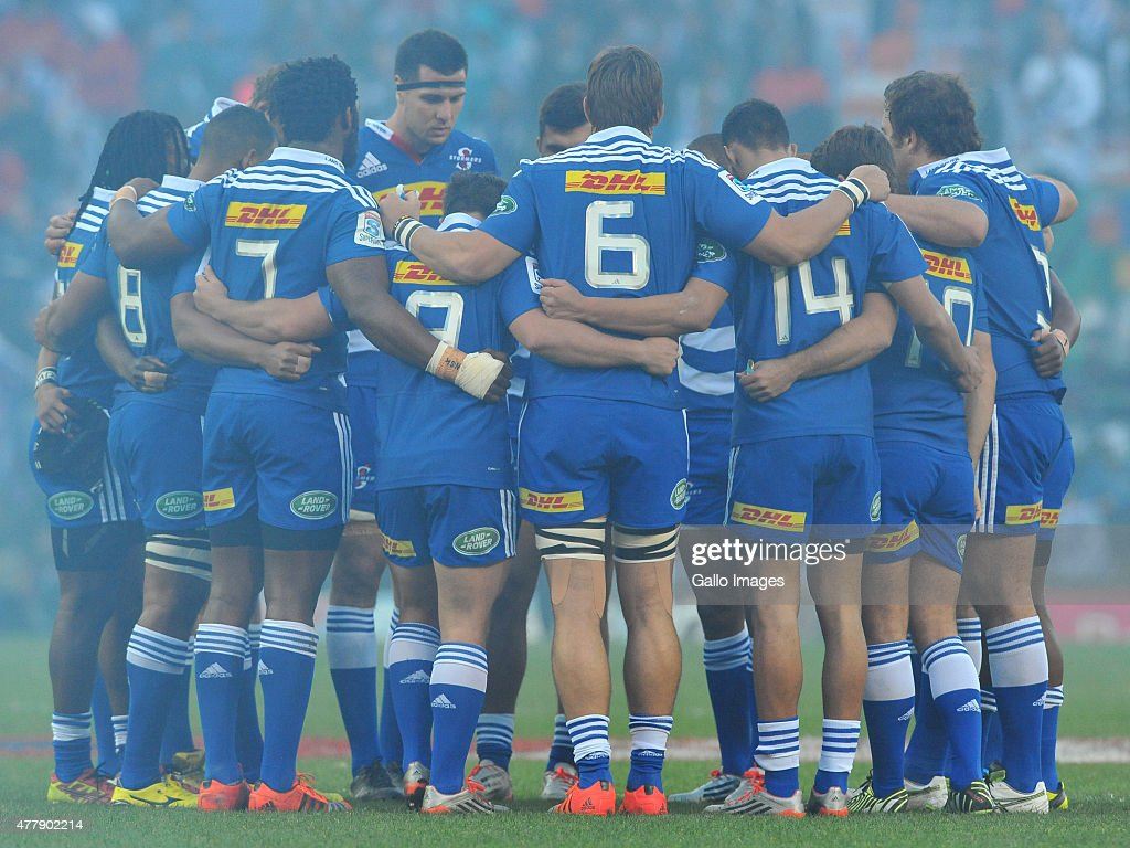 2015 Super Rugby Qualifying Final: DHL Stormers v Brumbies : News Photo