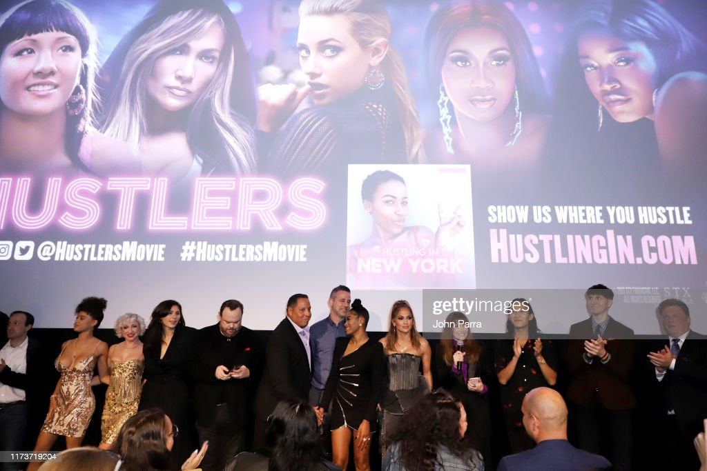 "Alexander Wang + ""Hustlers"" Movie : News Photo"